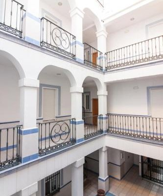Malaga Center Flat Mezquitilla - фото 18