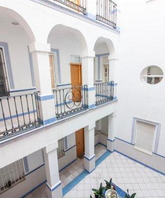 Malaga Center Flat Mezquitilla - фото 20