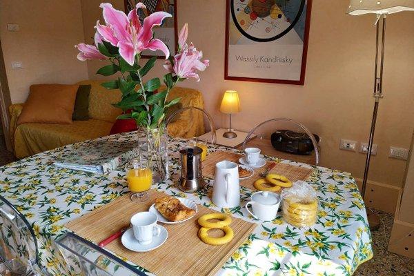 Apartment Molino Stucky with Spa - фото 14