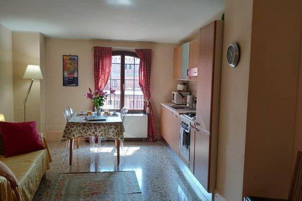 Apartment Molino Stucky with Spa - фото 23