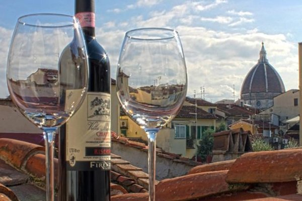 San Lorenzo Terrace Duomo View - фото 15