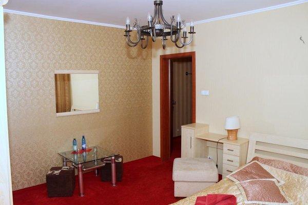Hotelik Rezydent, Ольштын