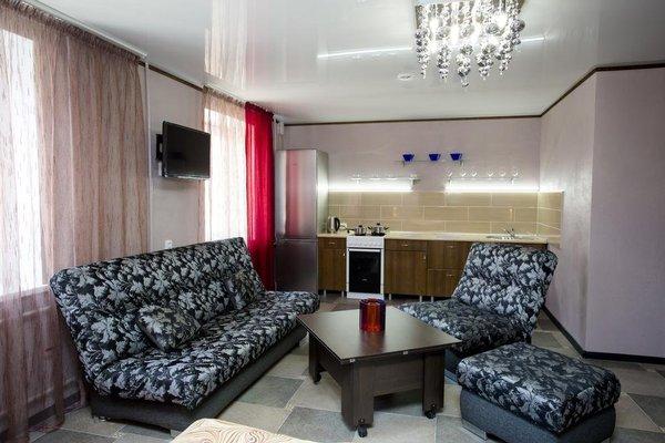 Гостиница Набережная - фото 7