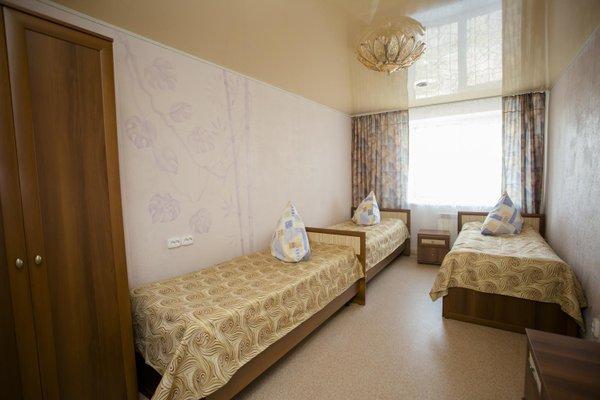 Гостиница Набережная - фото 9