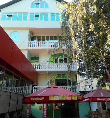 Zelyonyye Fonariki Guest House - фото 28