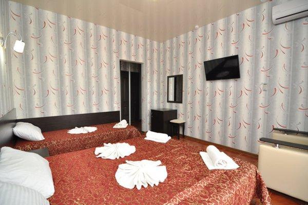 Отель Омега - фото 2