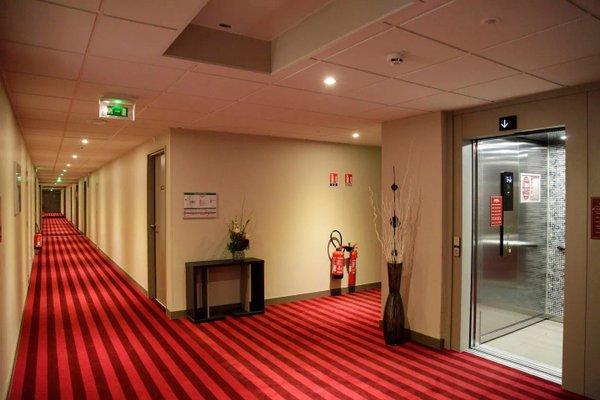 Odalys Appart'hotel Lorgeril - фото 15