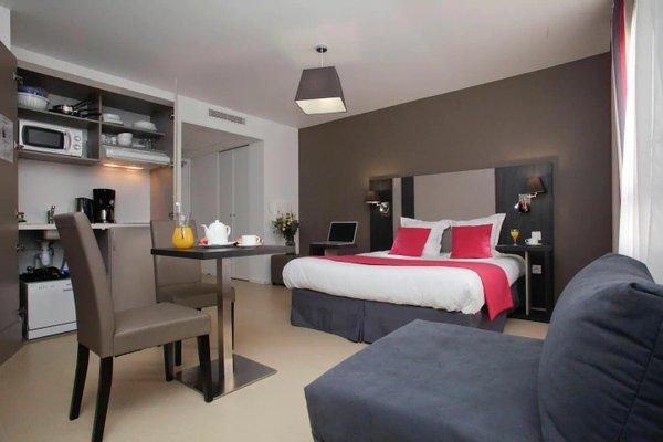 Odalys Appart'hotel Lorgeril - фото 2