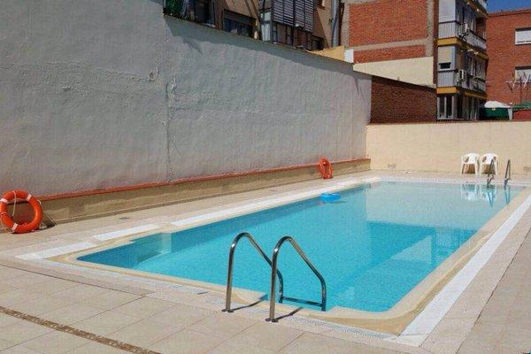 Plaza Castilla 4 Torres - фото 50