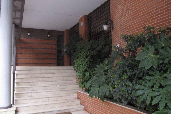 Plaza Castilla 4 Torres - фото 23