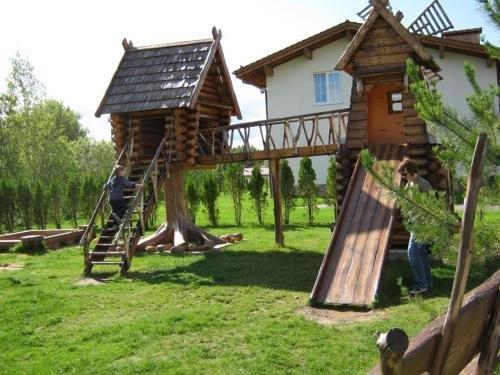 Cottage Resort Spas Kamenka - фото 21