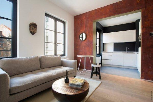 Le Coup de Coeur Appartement - Grand Sablon - фото 11