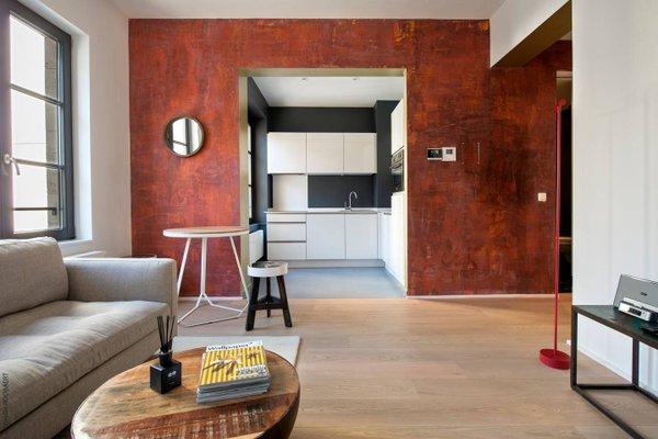 Le Coup de Coeur Appartement - Grand Sablon - фото 12