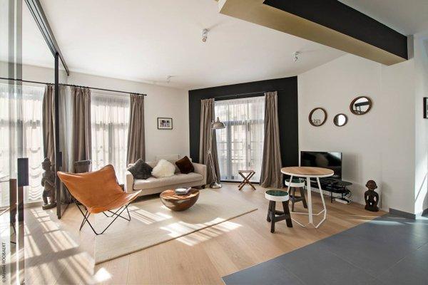 Le Coup de Coeur Appartement - Grand Sablon - фото 17