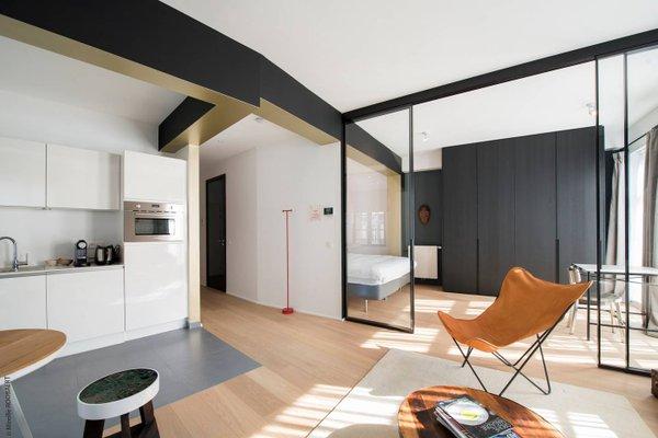 Le Coup de Coeur Appartement - Grand Sablon - фото 19