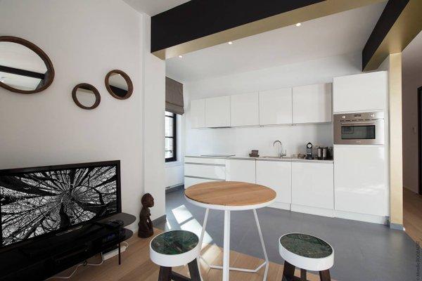 Le Coup de Coeur Appartement - Grand Sablon - фото 21