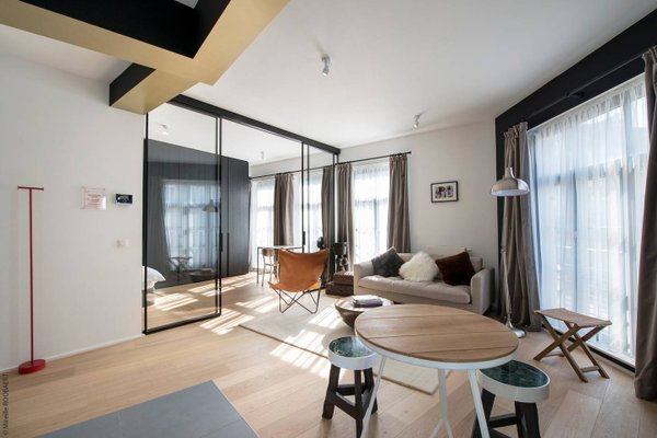 Le Coup de Coeur Appartement - Grand Sablon - фото 23
