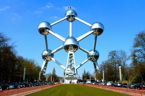 One-bedroom Apartment near Atomium - фото 2