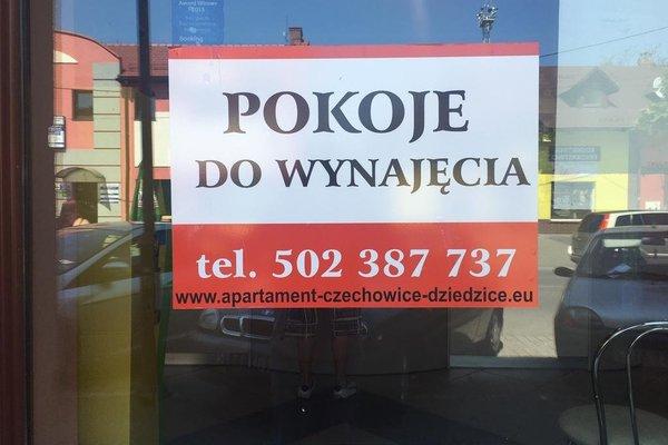 Apartament Czechowice-Dziedzice - фото 19