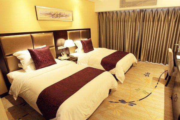 Chengdu YJ Intl Hotel, Чэнду