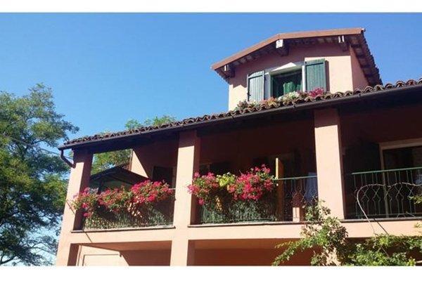 Гостиница «Casa Il Glicine», Magrassi
