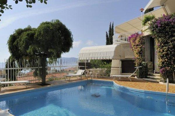 Гостиница «Roberta», Алассио