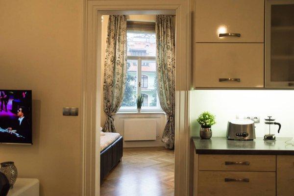Modern Apartment Vsehrdova - фото 23