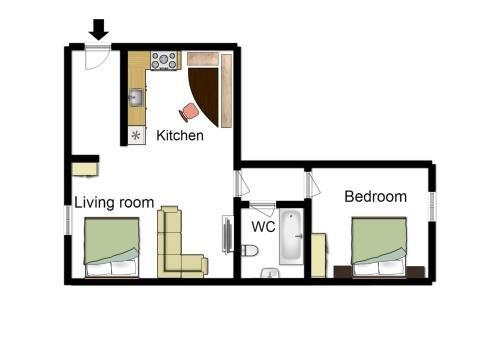 Modern Apartments Opatovicka - фото 3