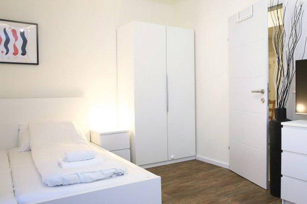 Flatprovider Cosy Scheu Apartment - фото 13