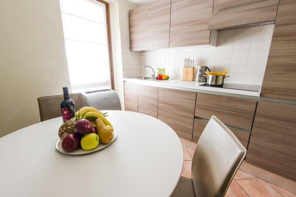 Arche Scaligere Halldis Apartments - фото 9