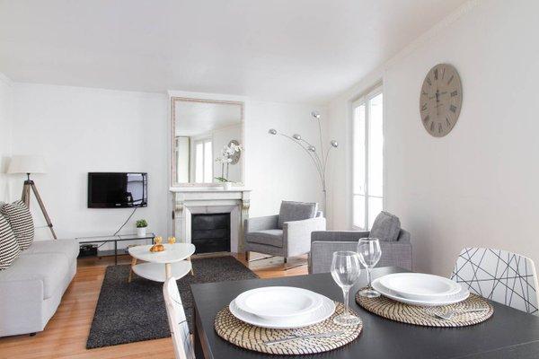 Apartment Rue Saint-Honore - фото 43