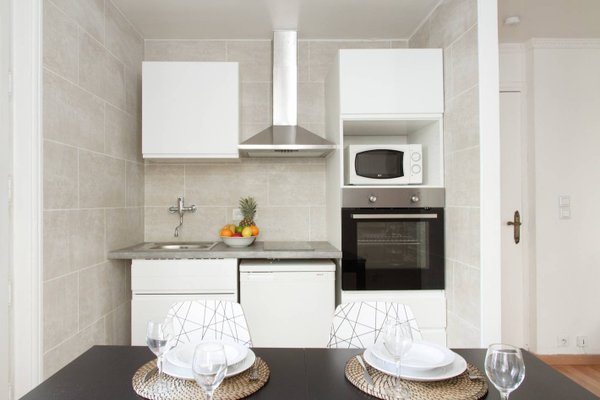Apartment Rue Saint-Honore - фото 15