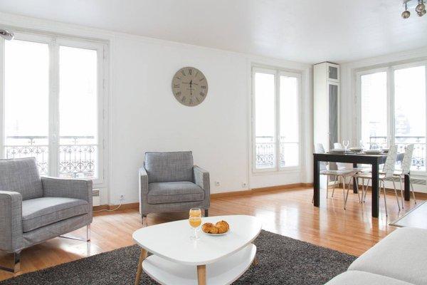 Apartment Rue Saint-Honore - фото 2