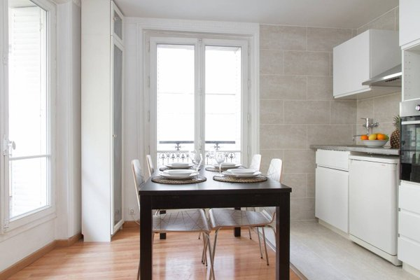 Apartment Rue Saint-Honore - фото 5