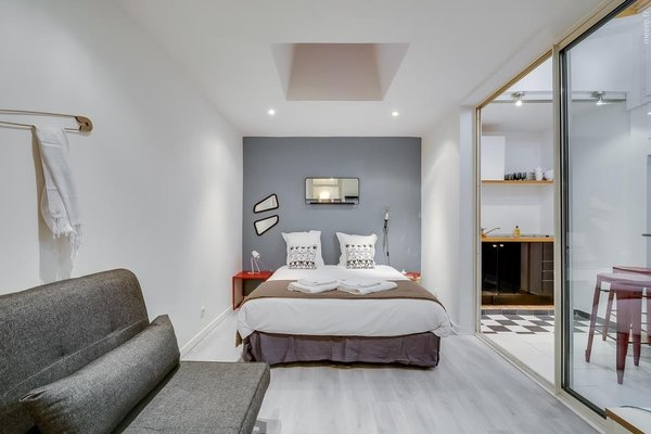 Sweet Inn Apartments - Rue De L'Exposition - фото 2