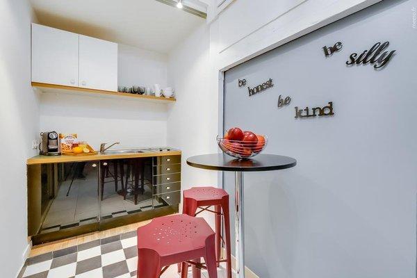 Sweet Inn Apartments - Rue De L'Exposition - фото 4