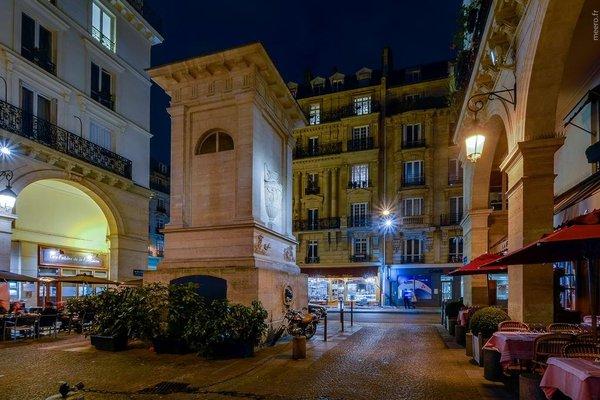 Sweet Inn Apartments - Rue De L'Exposition - фото 6