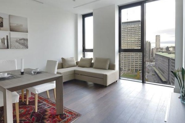 Solaria Halldis Apartments - фото 20