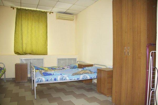 Avantazh Hostel, Подстепновка