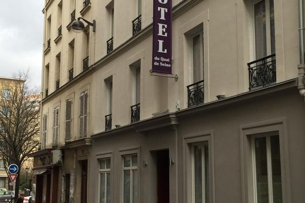 Hotel du Quai de Seine - фото 50