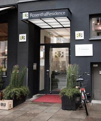 Апартаменты Rosenthal Residence - фото 21