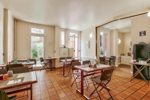 Hotel Terminus Paris La Defense - фото 18