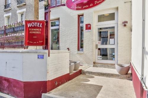 Hotel Terminus Paris La Defense - фото 20