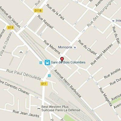 Hotel Terminus Paris La Defense - фото 6