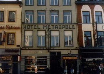 Гостиница «METROPOLE», Льеж