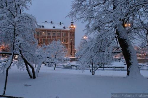 Отель Polonia Krakow - фото 20