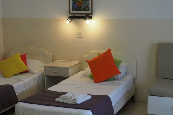 Huli Hotel & Apartments - фото 6