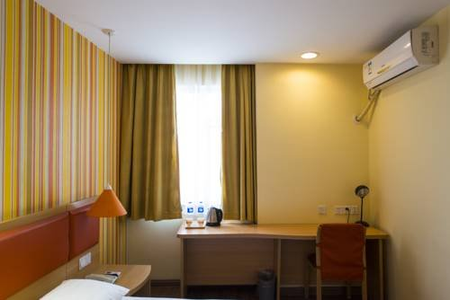 Home Inn Beijing Yansha Embassy Row - фото 5