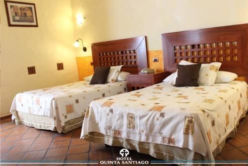 Hotel Quinta Santiago - фото 1