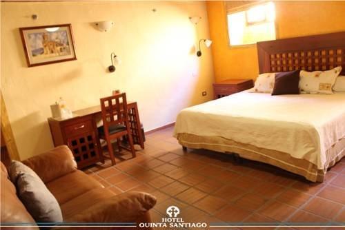 Hotel Quinta Santiago - фото 2